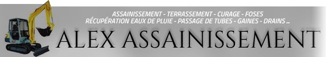 ALEX ASSAINISSEMENT